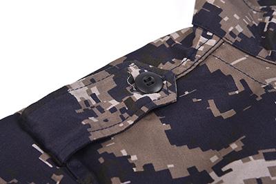 BDU combat uniform